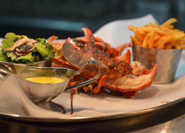 Burger and Lobster at Resorts World Genting Highlands