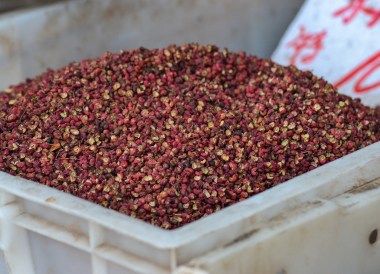 Sichuan Peppercorns, Sichuan Hot Pot Cygnet Chongqing China Chillies Pepper