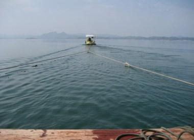 Lake Safari Khao Laem, Day Trip Bangkok to Kanchanaburi Tour, Thailand