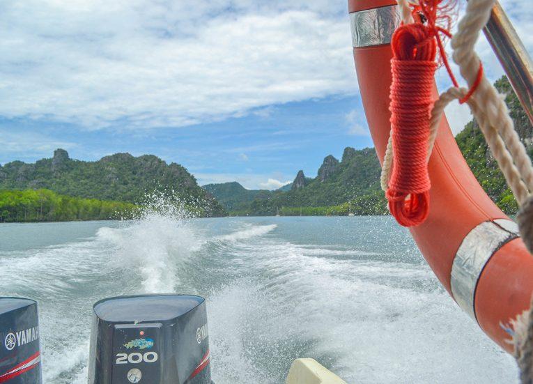 Speed Boat Tour, Langkawi Geoforest Park Tour Kilim, Resorts World