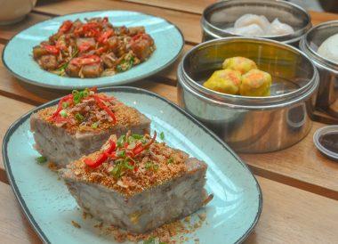Chinese, Malaysian Food Street, Resorts World Genting