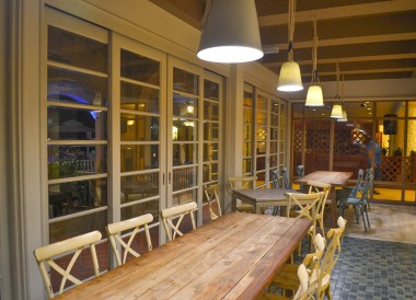 Seagull Coffee House Restaurant. Resorts World Langkawi in Malaysia