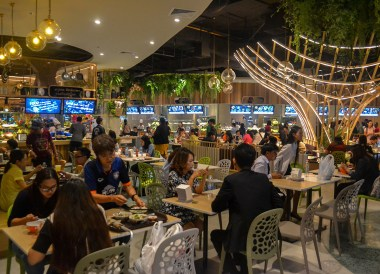 Food Courts, Best Malls in Korat City Centre Nakhon Ratchasima Thailand