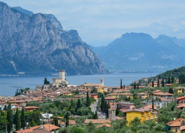 Lake Garda, Road Trip in France Southern Borders June