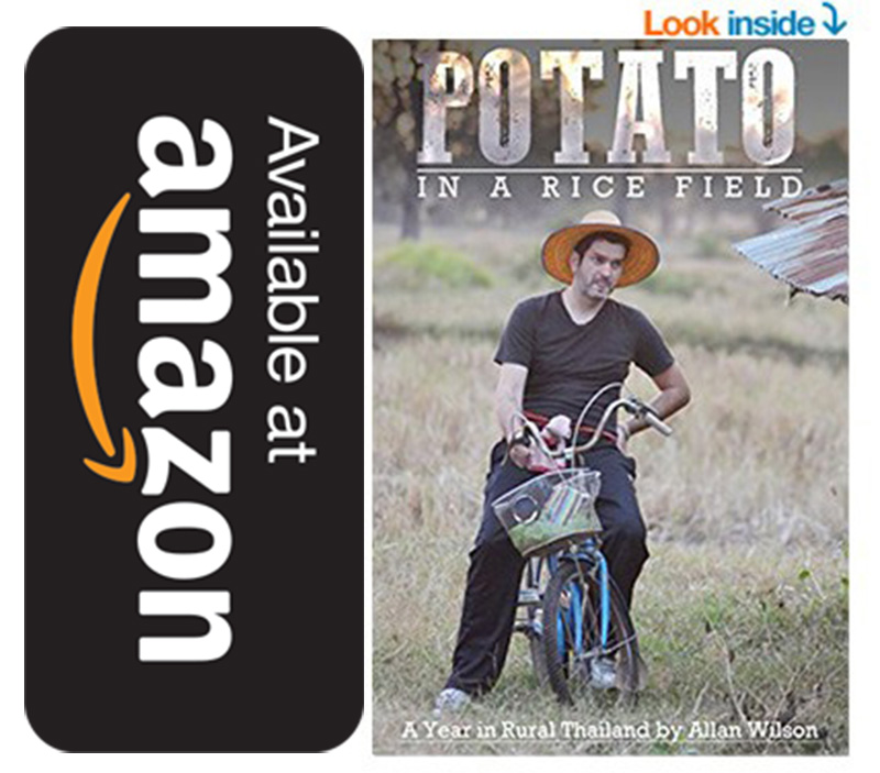Isaan Thailand Book A-Potato-in-a-Rice-Field-eBook-by-Allan-Wilson
