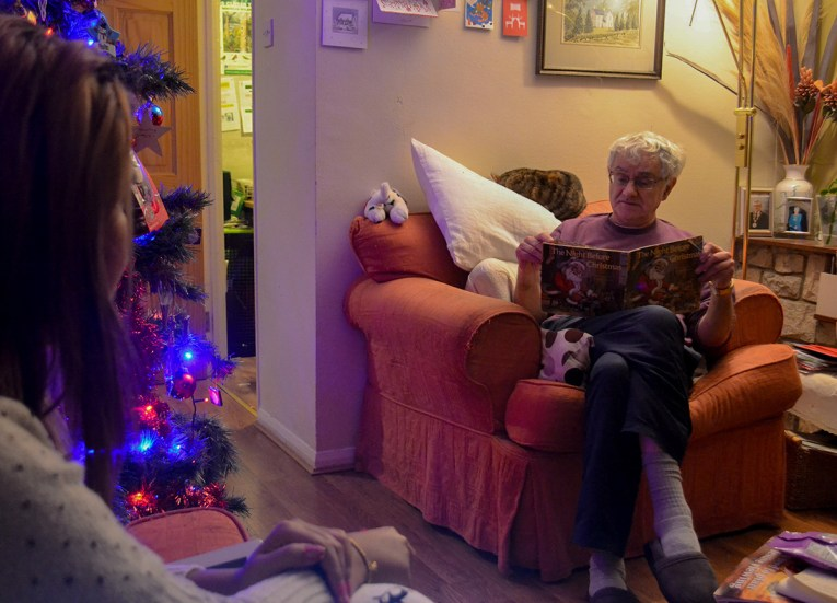 Night Before Christmas, Traditions of Christmas in Northern Ireland Bangor