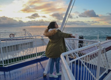 Belfast to Cairnryan by Stenaline: Road Trip Crossing the Irish Sea