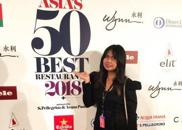 Asia's 50 Best Restaurants in Macau Wynna Palace Press