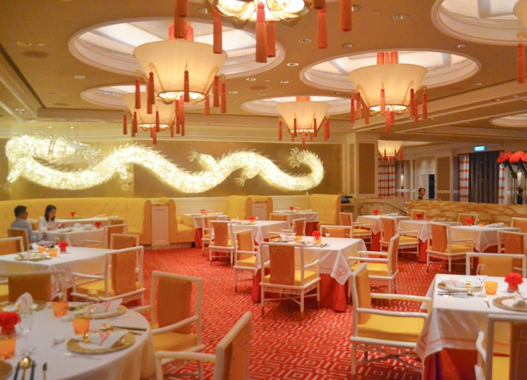 Wynn Palace Hotel Wynn Macau Restaurants Attractions