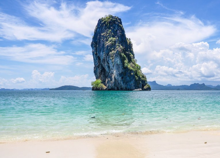 Koh Poda Krabi, Best Islands in Thailand Southern Thai Islands