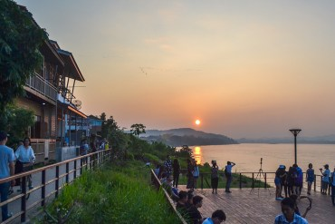 Mekong Riverside, Attractions in Chiang Khan and Loei Province Isaan
