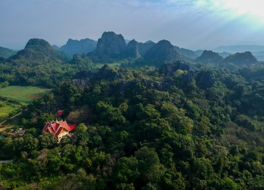 Drones in Thailand, Dji Spark Drone Footage in Isaan