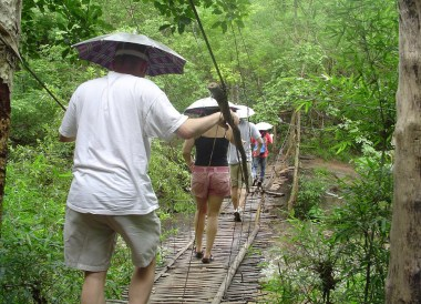 Outside Adventures, Living in Chiang Mai Northern Thailand