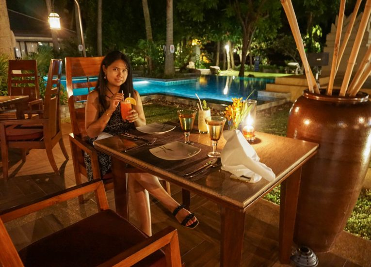 SUAN BUA RESTAURANT, Centara Grand Resort and Villas Krabi Thailand (9)