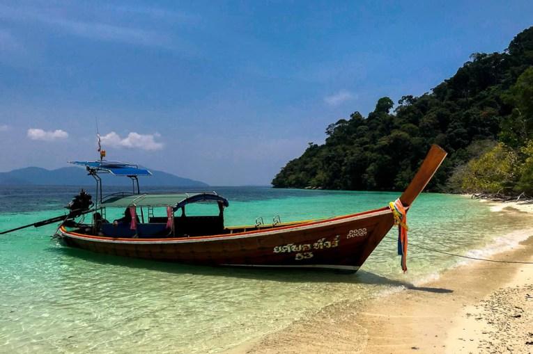 Island Hopping, Things to do in koh lipe island Thailand