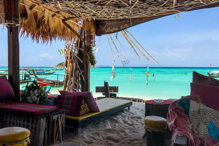 Sunrise Beach, Things to do in koh lipe island Thailand