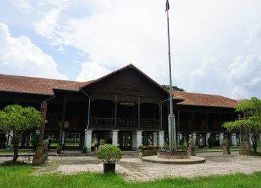 Trat Museum and Former City Hall, Travel in Eastern Thailand
