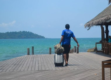 Pier at Koh Kood, Thailand's Best Beaches: Southern Thailand Gulf Andaman