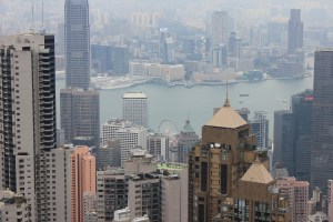 Hong Kong Views, Asia and Indian Ocean Cruise Diaries Around the world