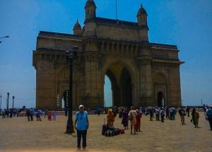 Mumbai Gate, Asia and Indian Ocean Cruise Diaries Around the world