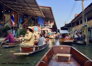 Damnoen Saduak, Best Bangkok Day Tours and Day Trips from Bangkok Thailand