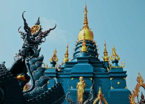 Blue Temple Chiang Rai, Best Things to do in Northern Thailand