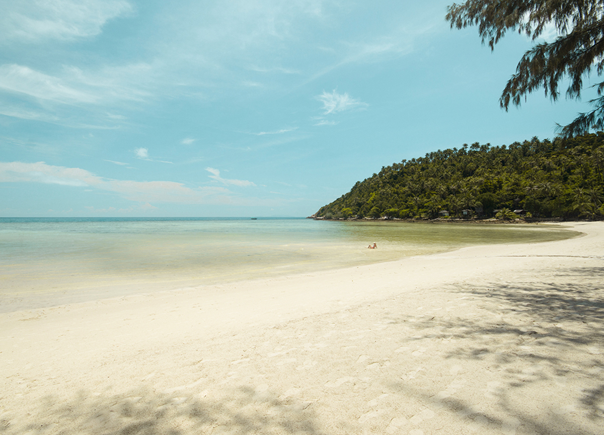 Thailand's Best Beaches: Southern Thailand Gulf Andaman
