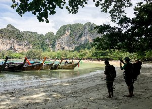 Railay Beach in Krabi, Thailand's Best Beaches: Southern Thailand Gulf Andaman