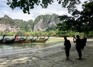 Railay Beach in Krabi, Thailand's Best Beaches: Southern Thailand Gulf Andaman