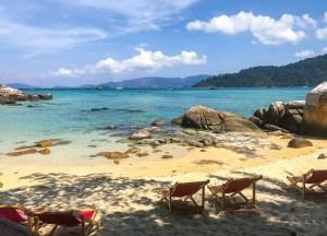 Sunset Beach Koh Lipe, Thailand's Best Beaches: Southern Thailand Gulf Andaman