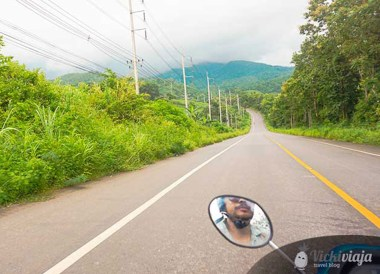 Driving Motorbike in Pai, Best Things to do in Northern Thailand