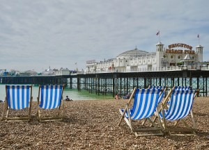 Brighton Palace Pier, Best Tourist Seaside Towns in Britain UK