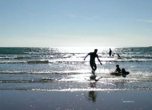 Northam Burrows Devon, Best Seaside Towns in Britain UK