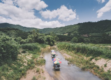 Udon Thani One Night Stay with Locals in Thailand