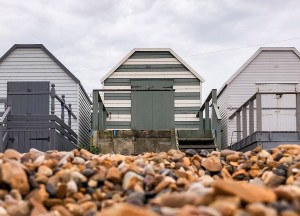 Whitstable Beach, Best Tourist Seaside Towns in Britain UK