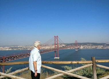 Lisbon Portugal Mediterranean Cruise from Cobh in Cork Ireland and UK