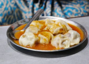 Momos in Nepal, Best Asian Street Food Eating Cheap in Asia