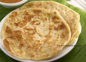 Roti canai Malaysia, Best Asian Street Food Eating Cheap in Asia