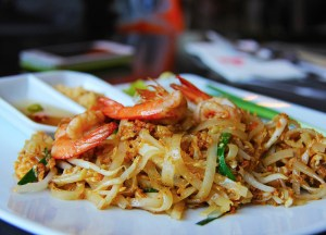 Pad Thai Thailand, Best Asian Street Food Eating Cheap in Asia
