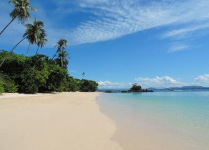 Beach on Kapas Island, Best Beaches in Malaysia: Malaysian Beach Resorts