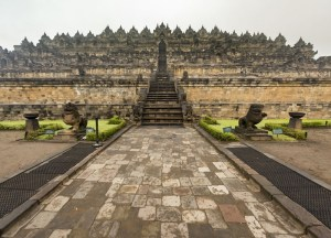 Borobudur temple, Best places to visit in Indonesia for tourists