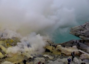 Ljen plateau, Best places to visit in Indonesia for tourists