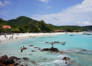 Long Beach Redang Island, Best Beaches in Malaysia: Malaysian Beach Resorts