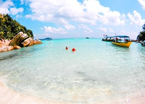 Romantic Beach, Perhentians, Best Beaches in Malaysia: Malaysian Beach Resorts