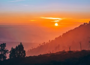 Sunrise at Kawah Ijen, Best places to visit in Indonesia for tourists