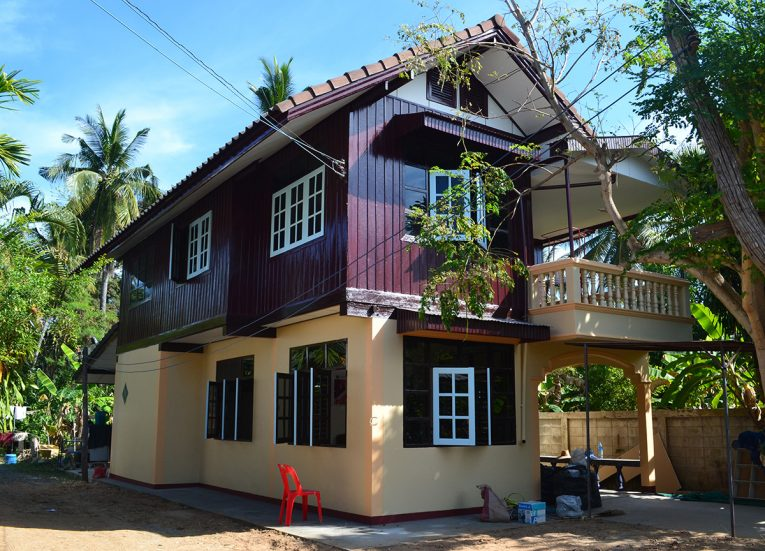 House in the Countryside Life in Rural Thailand Isaan