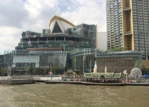 Iconsiam Mall on Chao Phraya Riverside Things to do in Bangkok Thailand