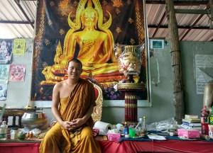 Sak Yant Tattoos in Bangkok Temples. Things to do in Bangkok
