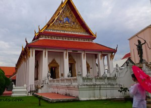 The National Museum in Old Town Rattanakosin Bangkok Thailand