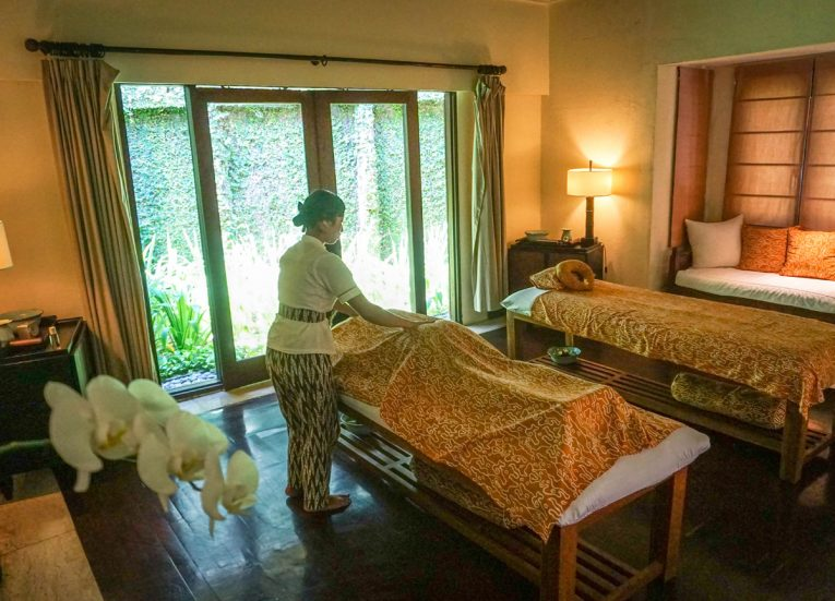 Balinese Massage Kayumanis Sanur Private Villa and Spa Treatments in Bali